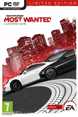 Need for Speed: Most Wanted 2 (2012)