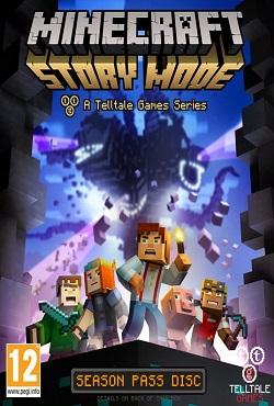 Minecraft Story Mode все эпизоды 1-8