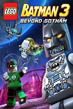 Лего Бэтмен 3