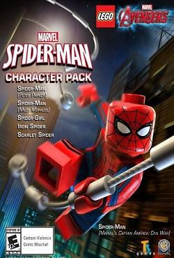 Лего Человек Паук