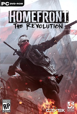 Homefront The Revolution Механики