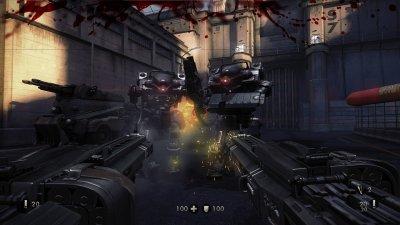 Wolfenstein The New Order Механики
