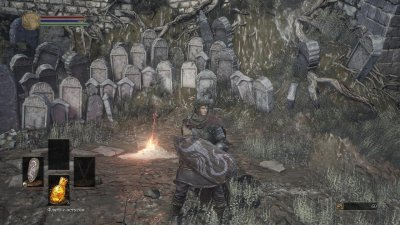 Dark Souls 3 Механики