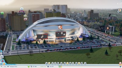 SimCity 5 Механики