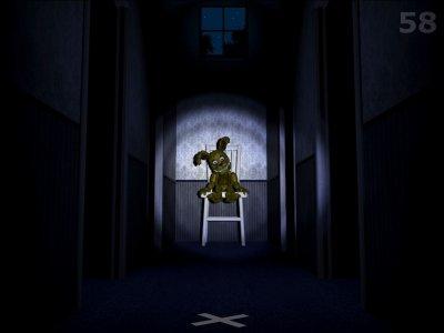 FNAF 4 Five Nights At Freddy's 4