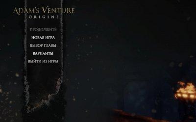 Adam's Venture Origins - Special Edition