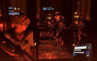 Resident Evil 6 Механики