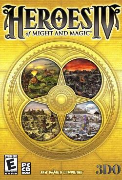 Герои Меча и Магии 4