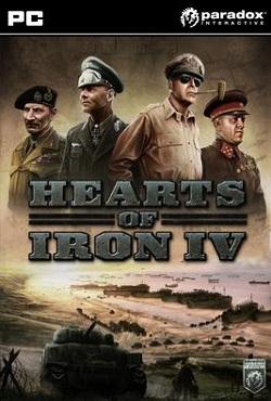 Hearts of Iron 4 последняя версия