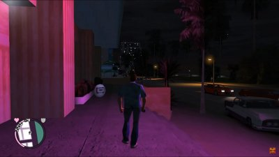 GTA Vice City Rage