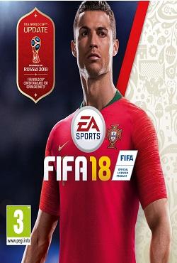 FIFA 18 World Cup 2018