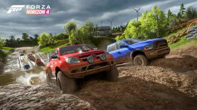 Forza Horizon 4 Механики