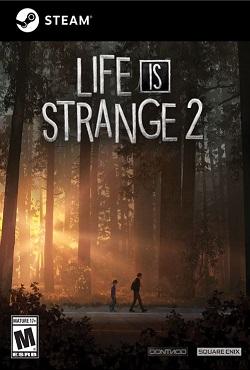 Life is Strange 2 все эпизоды 1 - 5