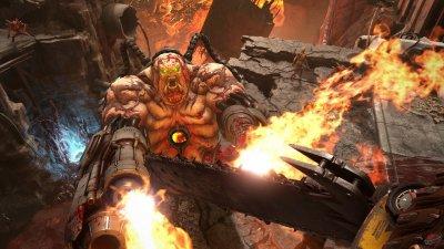 Doom Eternal Механики