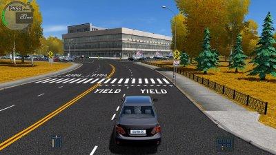 City Car Driving 2020