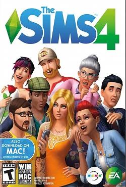 Sims 4 Mac OS