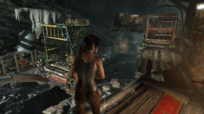 Tomb Raider 2013 Механики