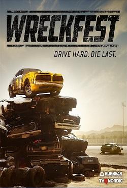 Wreckfest RePack Xatab