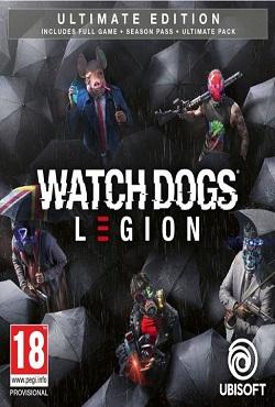 Watch Dogs Legion RePack Xatab