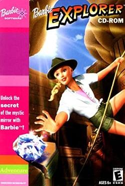 Барби Искательница Приключений