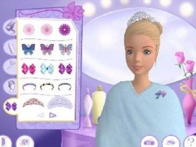 Барби Салон Красоты