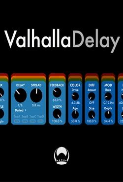 Valhalla Delay VST