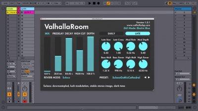 Valhalla Room VST