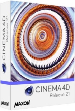 Maxon CINEMA 4D Studio R21