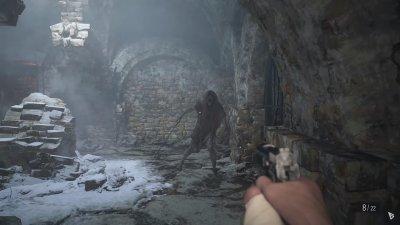 Resident Evil 8 Village от Механиков на русском
