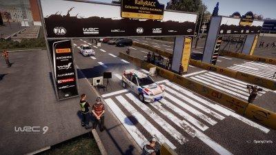 WRC 9 Механики